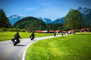 Geblitzt mit dem Motorrad: Welche Sanktionen drohen?