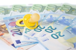Die Geburtsurkunde wird u. a. benötigt, um das Kindergeld zu beantragen.