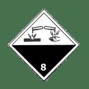 Gefahrgut Klasse 8