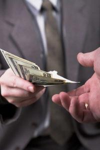 Es ist nicht immer leicht definierbar, ab wann Sie Geld waschen.