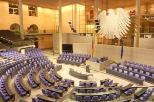 Ohne eine geplante Wahlrechtsreform wird es im Plenarsaal eng.