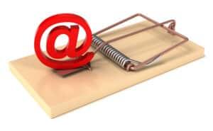 Gewerblicher Rechtsschutz kümmert sich um den Markenschutz, wie zum Beispiel die Wortmarke, die auch aus Sonderzeichen wie @ bestehen