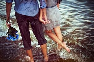 Eine Hochzeit, die im Ausland erfolgte, kann in Deutschland anerkannt werden.