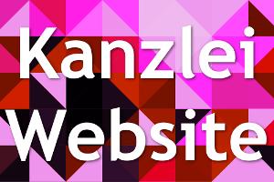 Die Homepage vom Rechtsanwalt beeinflusst seine digitale Identität.