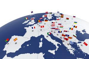 Internationales Wirtschaftsrecht ist ein wichtiger Teil der Europäischen Union.