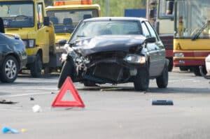Eine Kraftfahrzeugversicherung ist gerade bei Unfällen besonders wichtig.