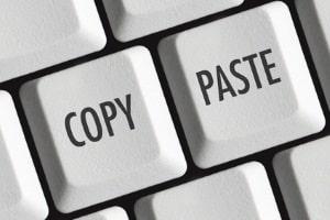 Eine kreative Bewerbung statt einfaches Copy-Paste wird Sie weiterbringen.