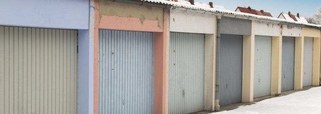 Welche Kündigungsfrist muss bei Garagen eingehalten werden?