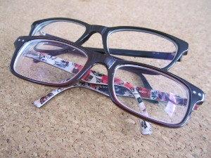 Durch eine Laserbehandlung der Augen werden Brillen überflüssig.