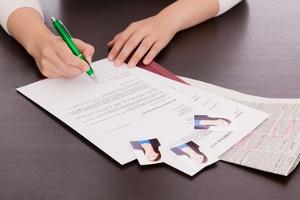 Lebenslauf für zukünftige Rechtsanwaltsfachangestellte: Wählen Sie unbedingt ein seriöses Foto.