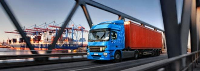 Die LKW-Maut ist auf allen Autobahnen und Bundessrassen zu zahlen.
