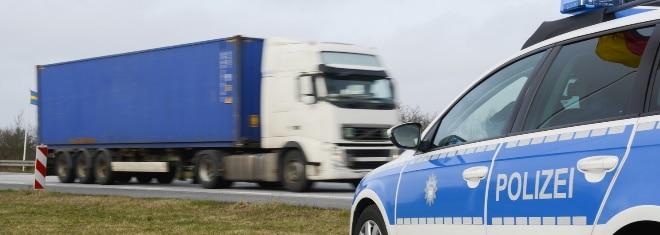 Der Nachweis für eine vorhandene LKW-Sicherheitsprüfung ist bei Kontrollen vorzulegen.