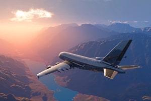 Das 2005 geschaffene Luftsicherheitsgesetz trägt zum Staatsschutz bei.