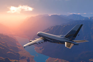 Das Luftverkehrsgesetz beschäftigt sich mit dem Luftverkehr, Luftfahrzeugen und Luftpersonal.