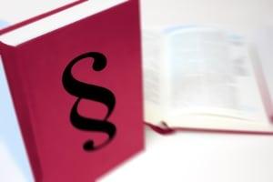 Markenrecht: Im Gesetz wird der Markenbegriff definiert.