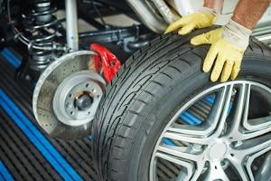 Welche Mindestprofiltiefe ist bei Reifen vorgeschrieben?