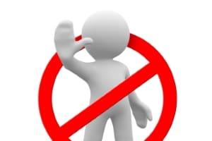 Modifizierte Unterlassungserklärung: Ein Muster sollten Sie nicht einfach übernehmen.