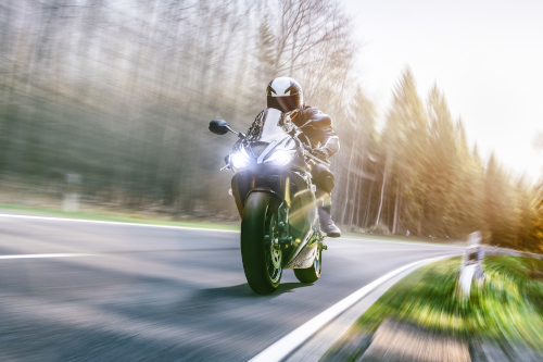 Motorrad-Bußgeldkatalog