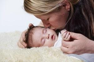 Der Mutterschutz sieht nach der Geburt eine achtwöchige Schutzfrist vor.