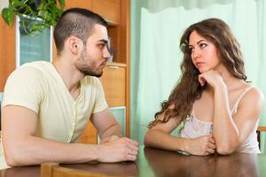 Die Paar- und Familienberatung versucht, den Problemen auf den Grund zu gehen und Lösungen zu finden.