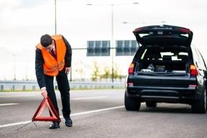 Panne und Unfall sind auch mit Verbraucherschutz beim Mietwagen nicht zu kalkulieren.
