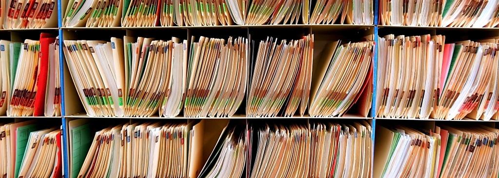 Personalakten beinhalten Dokumente zu jedem einzelnen Arbeitnehmer
