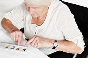 Es findet eine Begutachtung statt, wenn Sie Pflegeleistungen beantragen.