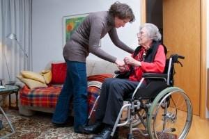 Durch das Pflegerecht besteht ein Anspruch auf Sachleistungen, wie z.B. Rollstuhl oder Rollator.