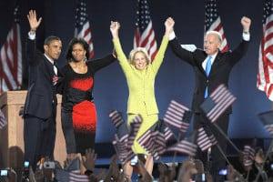 Präsidentschaftswahl in den USA: Obama war der 44. Präsident in der Geschichte des Landes.