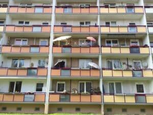 Eine private Hausratversicherung ist auch bei Mietwohnungen geeignet.