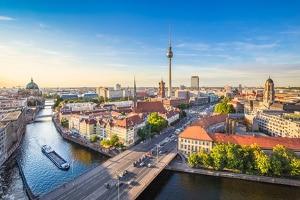 In Berlin gibt es die größte Veranstaltung zum Public Viewing beim Fußball.