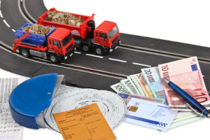 Eine zusätzliche Qualifikation ist für Berufskraftfahrer im Güterverkehr vorgeschrieben.