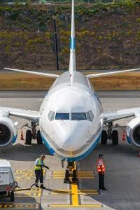 In Zusammenarbeit mit der RAF wurde ein Flugzeug entführt um Andreas Baader und Co. frei zu erpressen.