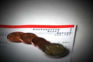 Bei einer Rente wird die Steuer in Anlehnung an das Einkommen des Rentners berechnet.