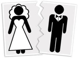 Ein Rosenkrieg zieht das Scheidungsverfahren in die Länge und erhöht die Kosten.
