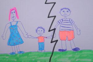 Scheidung: Gemeinsames Sorgerecht bleibt bestehen.