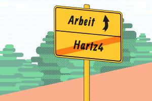 Ein solidarisches Grundeinkommen soll zur Alternative für Hartz IV werden.
