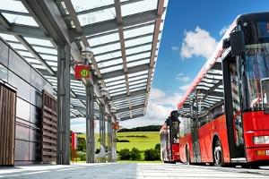 Mit dem Sozialticket in NRW können Bedürftige preisgünstiger mit Bus und Bahn fahren
