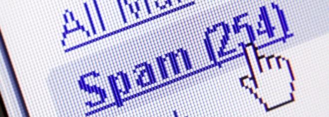 An welche Stelle können sich Verbraucher wenden, wenn sie Spam-Mails melden wollen?