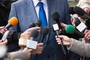 Im Sportjournalismus gibt es viele freie Mitarbeiter.