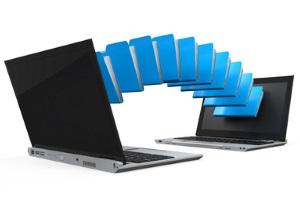 Eine Strafe für Filesharing ist im Urheberrechtsgesetz vorgesehen.