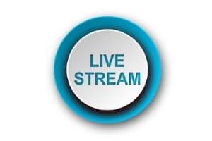 Ein Stream steht entweder live oder on demand zur Verfügung.