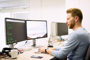 Ein Teilzeitjob hat Vor- und Nachteile.