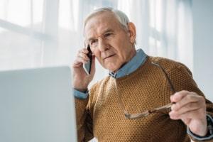 Erhalten Sie per Telefon Spam? Melden Sie diesen bei der Bundesnetzagentur.