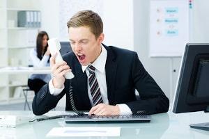 Eine Telefonbelästigung können Sie bei der Bundesnetzagentur melden.