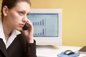 Oft bittet der Personaler um eine erste telefonische Bewerbung, bevor er zum persönlichen Gespräch lädt.