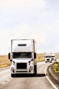 Das Transportrecht reglementiert den Transport von Gütern