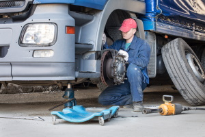 Wie beim TÜV: Bei der SP werden sicherheitsrelevante Bauteile geprüft.