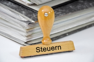 Die Umsatzsteuersätze liegen in Deutschland bei 19 bzw. 7 %.