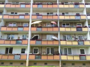 Mit Balkon oder ohne? Vor dem Umzug kommt die Wohnungssuche.
